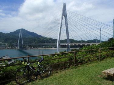 しまなみ海道~とびしま海道をサイクリング!ロードバイクで一泊二日